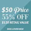 Dog Lover Gift Box by Packaged With Positivity - A