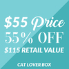 Cat Lover Gift Box by Packaged With Positivity - A