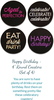 Birthday Girl Gift Box by Packaged With Positivity - DrinkCoasters