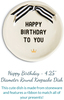 Birthday Girl Gift Box by Packaged With Positivity - KeepsakeDish