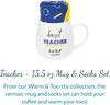 Teacher Gift Box by Packaged With Positivity - Mug