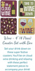 Wine Lover Gift Box by Packaged With Positivity - coaster