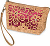Laurel Marsala by H2Z Laser Cut Handbags - Alt