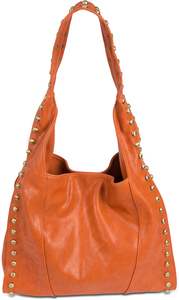 "Emma Rust by H2Z Handbags - 12.5"" x 5"" x 14.5"" Handbag"
