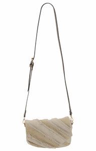 "Olive by H2Z Handbags - 9"" x 6.5"" Canvas Shoulder Bag"