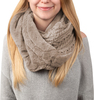 Soft Beige by H2Z Scarves -