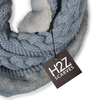 Cadet Blue by H2Z Scarves - Package