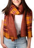 Apricot Sunset by H2Z Scarves -
