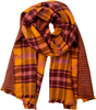 Apricot Sunset by H2Z Scarves - Alt