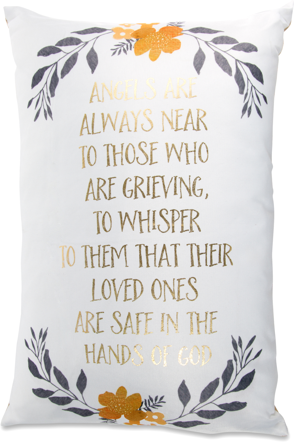 "Loved Ones by Butterfly Whispers - Loved Ones - 18"" Pillow"
