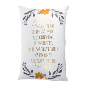"Loved Ones by Butterfly Whispers - 18"" Pillow"