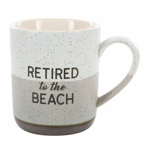 Beach by Retired Life - 15 oz. Mug
