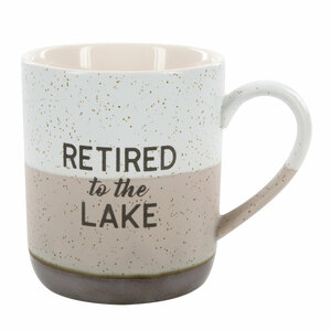 Lake by Retired Life - 15 oz. Mug