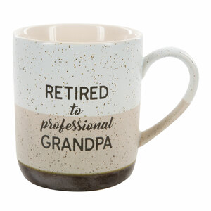 Professional Grandpa by Retired Life - 15 oz. Mug