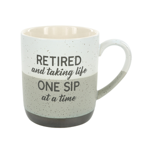 One Sip by Retired Life - 15 oz. Mug