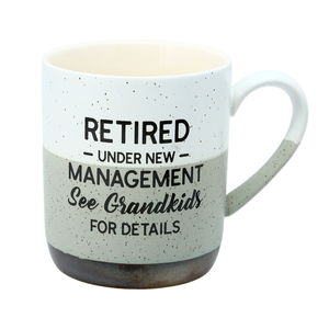 See Grandkids by Retired Life - 15 oz. Mug