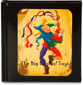 "Big Book of Toys by Toots Gift Books - 8.5"" Gift Book"