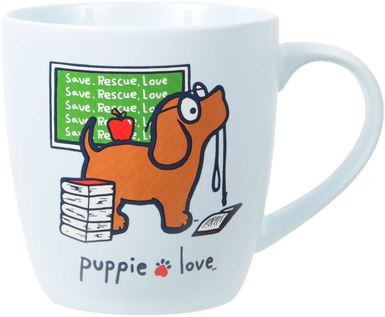 Teacher by Puppie Love - Teacher - 17 oz Cup