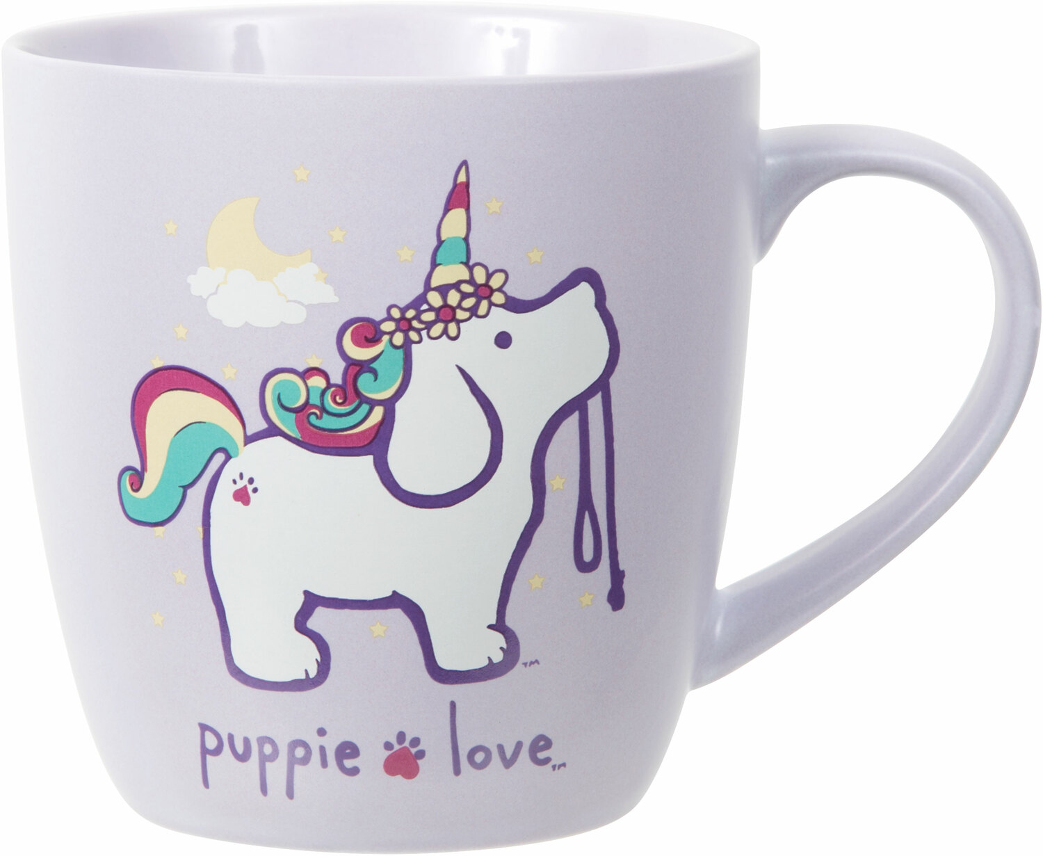 Unicorn by Puppie Love - Unicorn - 17 oz Cup
