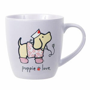 Nurse by Puppie Love - 17 oz Cup