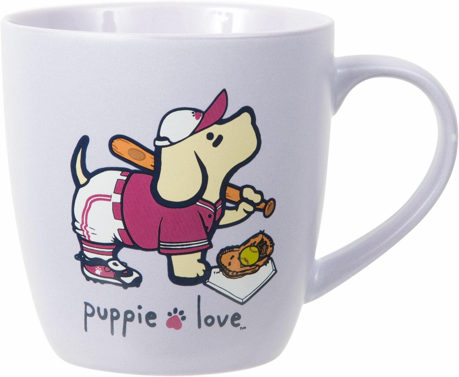 Softball by Puppie Love - Softball - 17 oz Cup