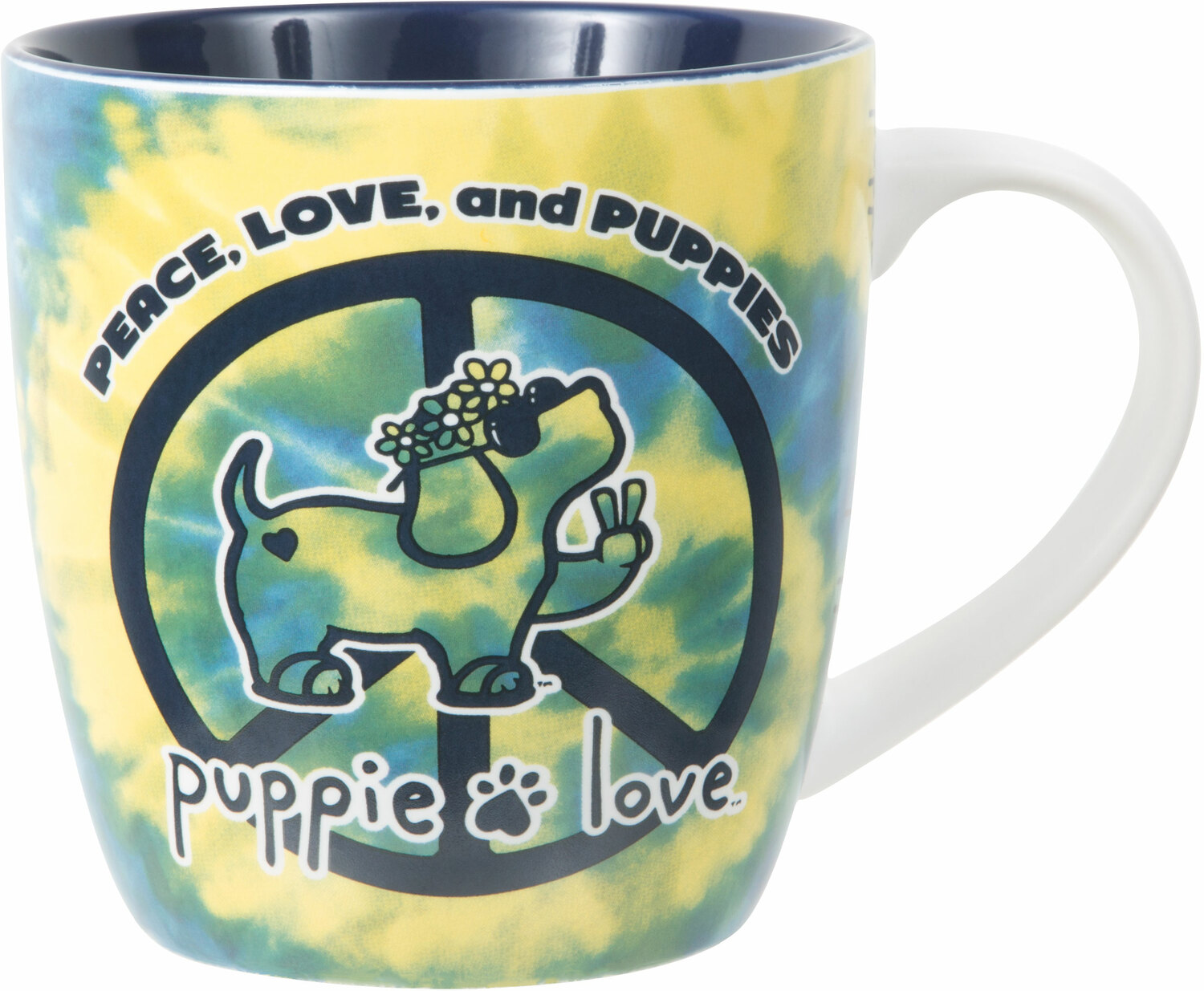 Peace by Puppie Love - Peace - 17 oz Cup