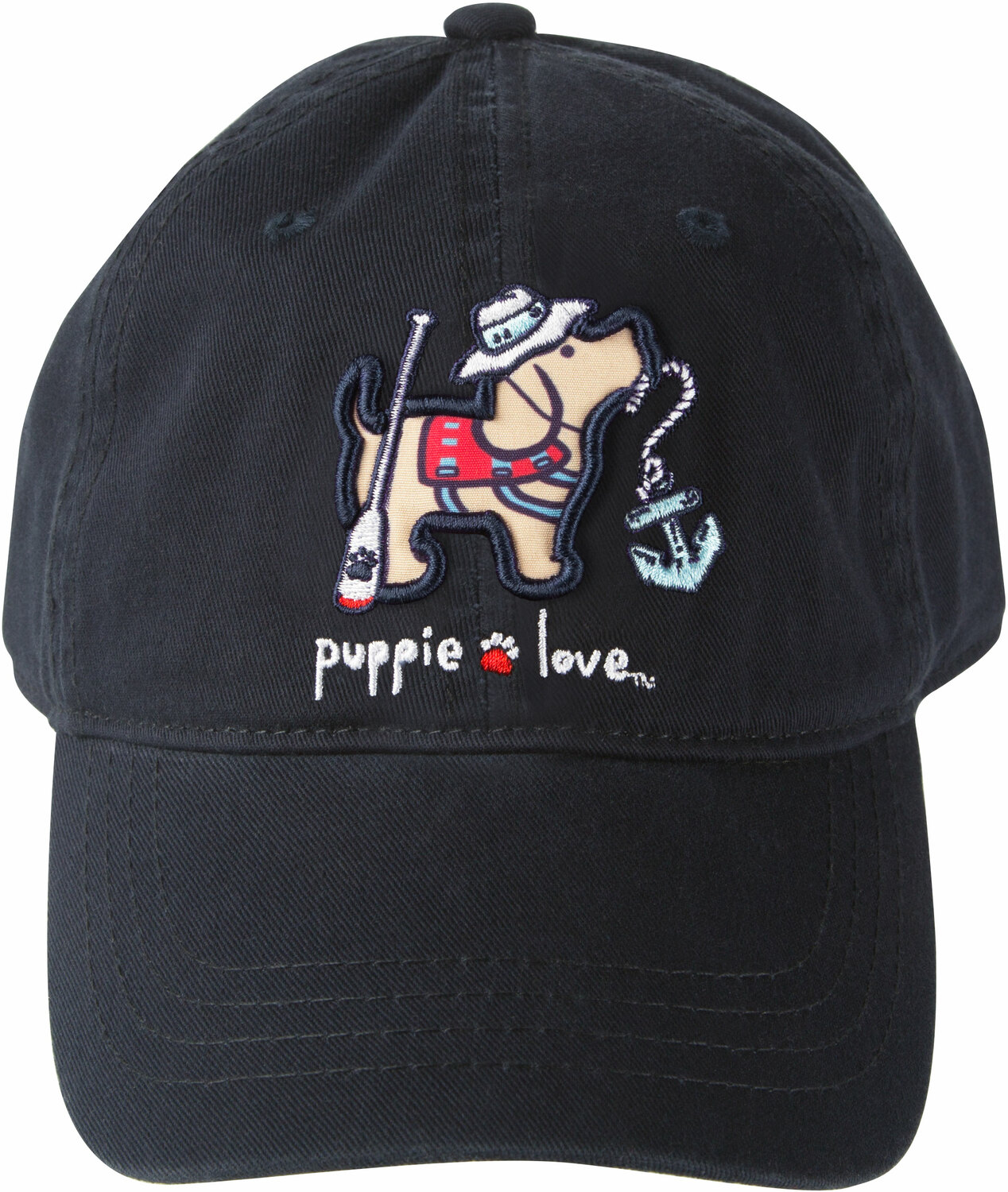 Lake by Puppie Love - Lake - Navy Adjustable Hat