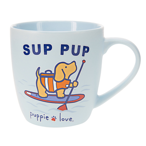 Sup Pup by Puppie Love - 17 oz Cup