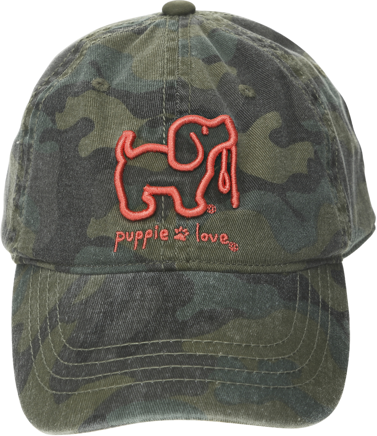 Camo by Puppie Love - Camo - Camo Adjustable Hat