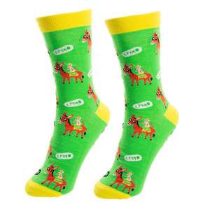LMAO by Fugly Friends - S/M Unisex Cotton Blend Sock