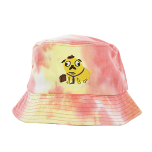 Life Is Ruff by Fugly Friends - Unisex Bucket Hat (One Size Fits Most)