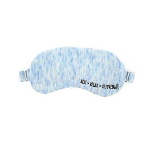 Relax by Faith Hope and Healing - Knitted Eye Pillow Hot or Cold Gel Compress