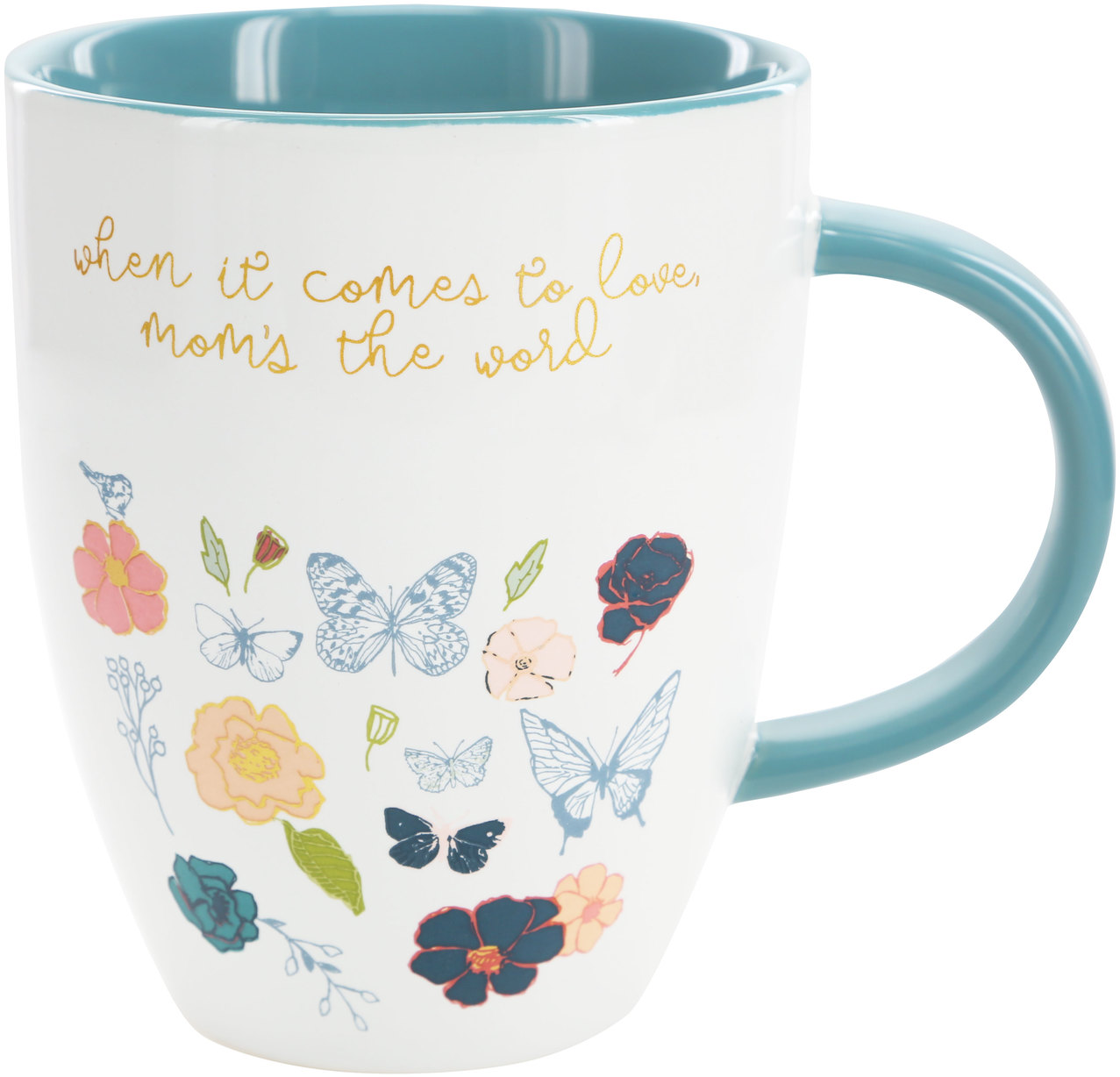 Mom's The Word by Heartful Love - Mom's The Word - 20 oz. Cup