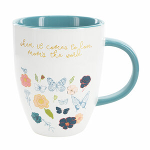 Mom's The Word by Heartful Love - 20 oz. Cup