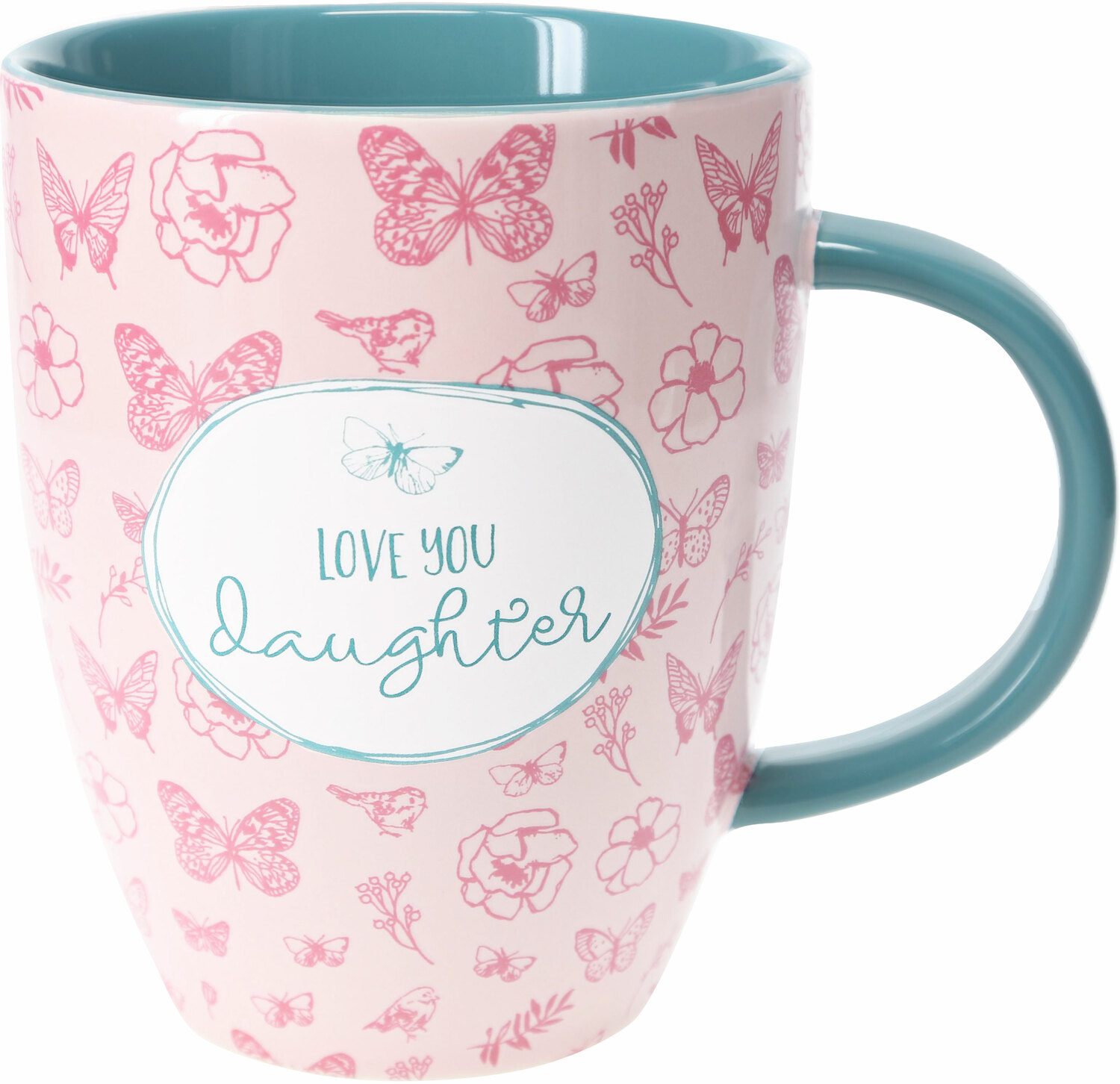 Daughter by Heartful Love - Daughter - 20 oz. Cup