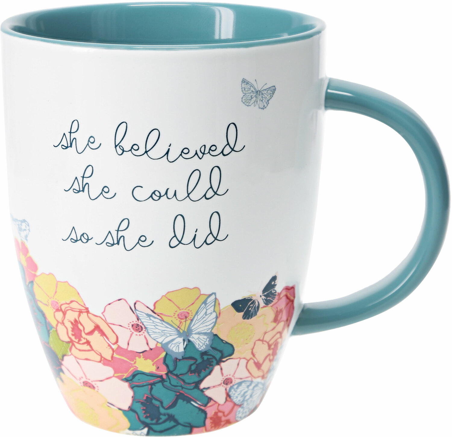 She Believed by Heartful Love - She Believed - 20 oz. Cup