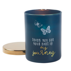 My Journey by Heartful Love - 7oz 100% Soy Wax Candle Scent: Fresh Cotton
