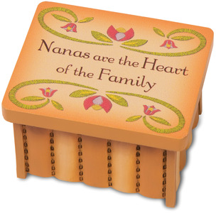 "Nana by Country Soul - 2.5""x2""x1.5"" Keepsake Box"