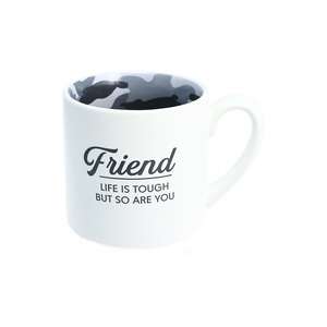 Friend by Camo Community - 15 oz Mug