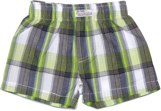 Grasshopper by Itty Bitty & Pretty - Boxer Shorts (0-3 Months)