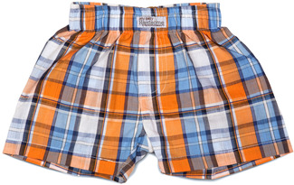 Orange Soda by Itty Bitty & Pretty - Boxer Shorts (0-3 Months)