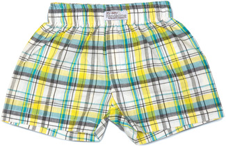 Sunny Sky by Itty Bitty & Pretty - Boxer Shorts (0-3 Months)