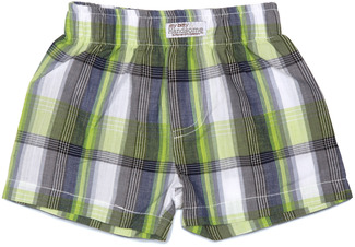 Grasshopper by Itty Bitty & Pretty - Boxer Shorts (3-6 Months)