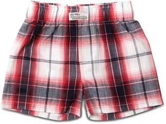 Fire Truck by Itty Bitty & Pretty - Boxer Shorts (3-6 Months)
