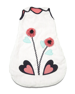 Coral Sky by Itty Bitty & Pretty - Sleep Sack (One Size Fits All)