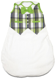 Grasshopper by Itty Bitty & Pretty - Sleep Sack (One Size Fits All)