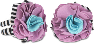 Jazzy Gem by Itty Bitty & Pretty - Barefoot Booties (6-18 Months)