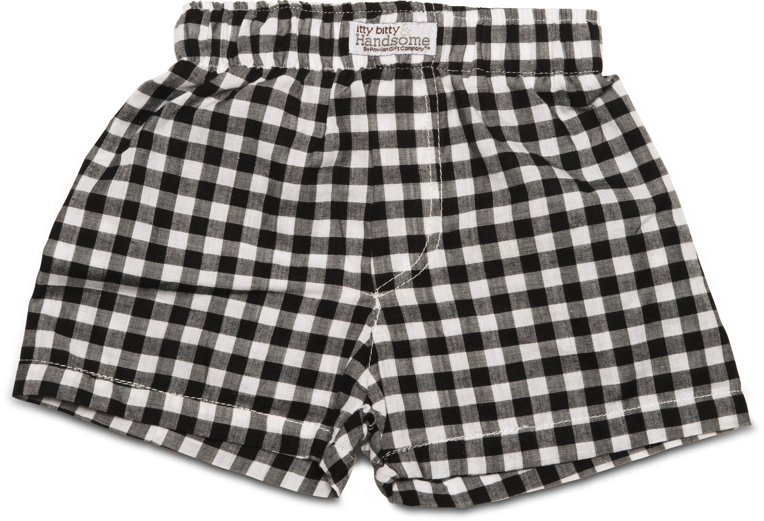 Gingham Style by Itty Bitty & Pretty - Gingham Style - Boxer Shorts (0-6 Months)