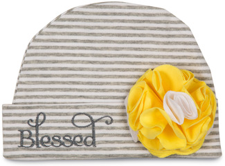 Sunshine by Itty Bitty & Pretty - Blessed Baby Girl Hat (0-12 Months)