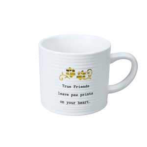 Paw Prints by Thoughtful Words - 10 oz. Mug